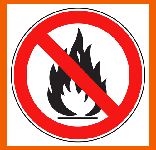 Avoid Fire Risk
