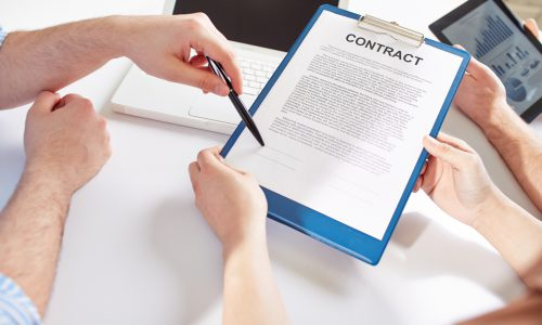 Benefits of Contracts in Managing Your Liability and the Liability of Subcontractors