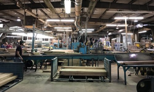 Helping a Hardwood Milling Company Play the Long Game on Managing its Risks